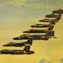 Original Blue Angel Dies