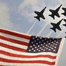 Naval Academy Honors Fallen Blue Angels